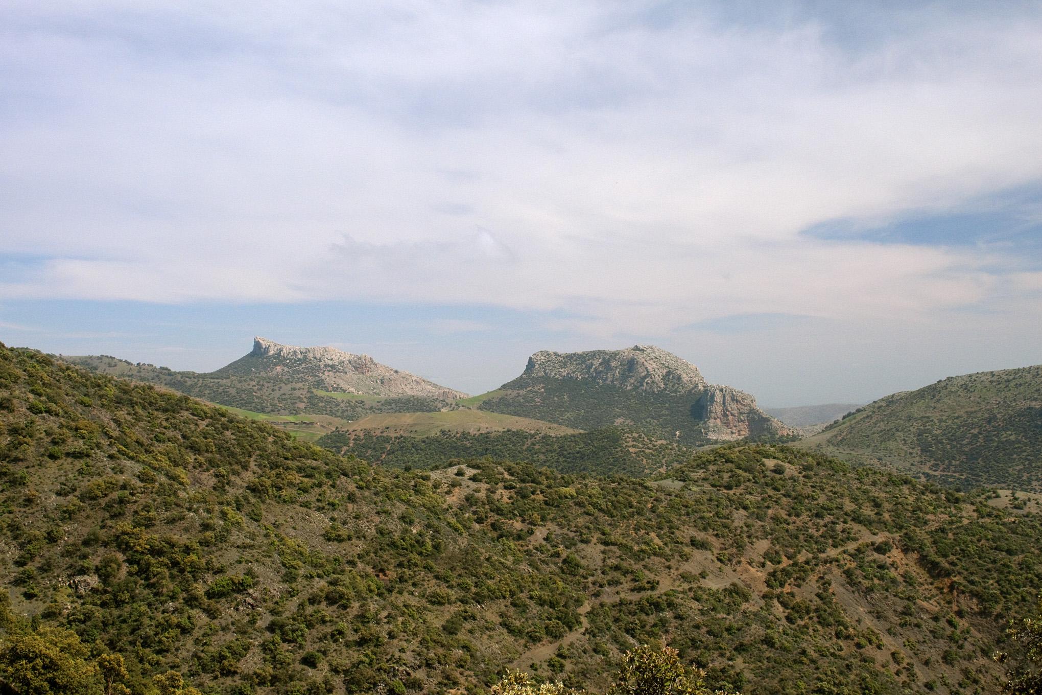 Beni Snassen Landscape -  3