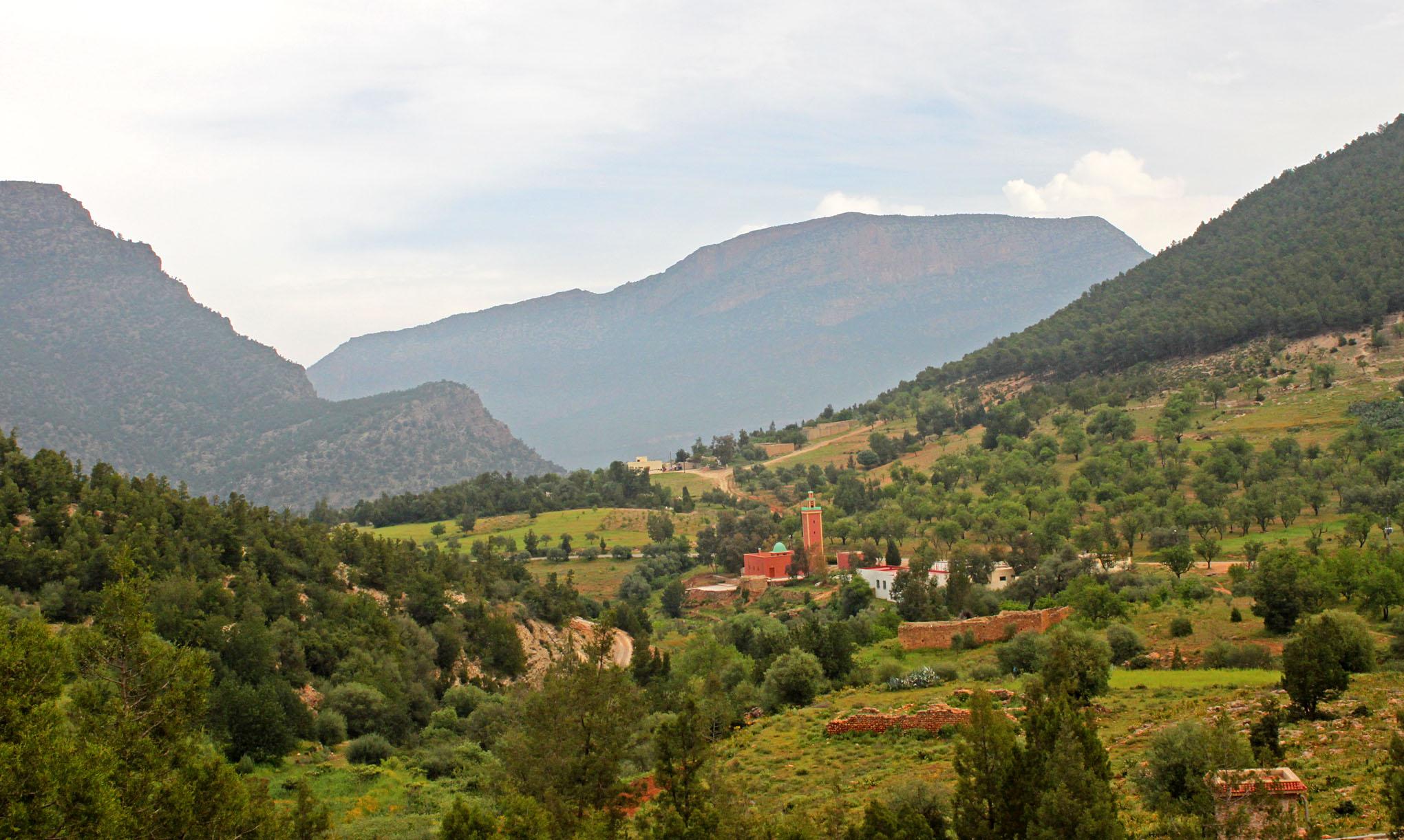 Beni Snassen Landscape - 8