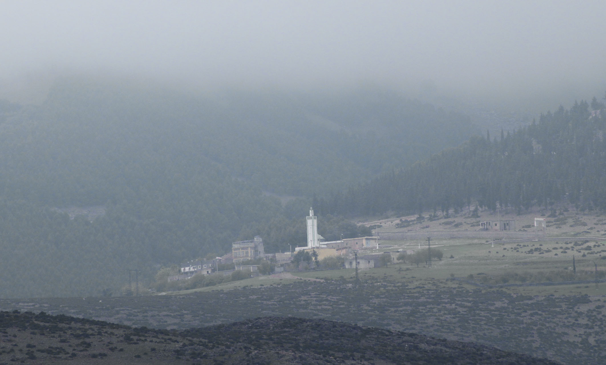 Countryside MosquesMosque in Fog 2012 05 04 5013