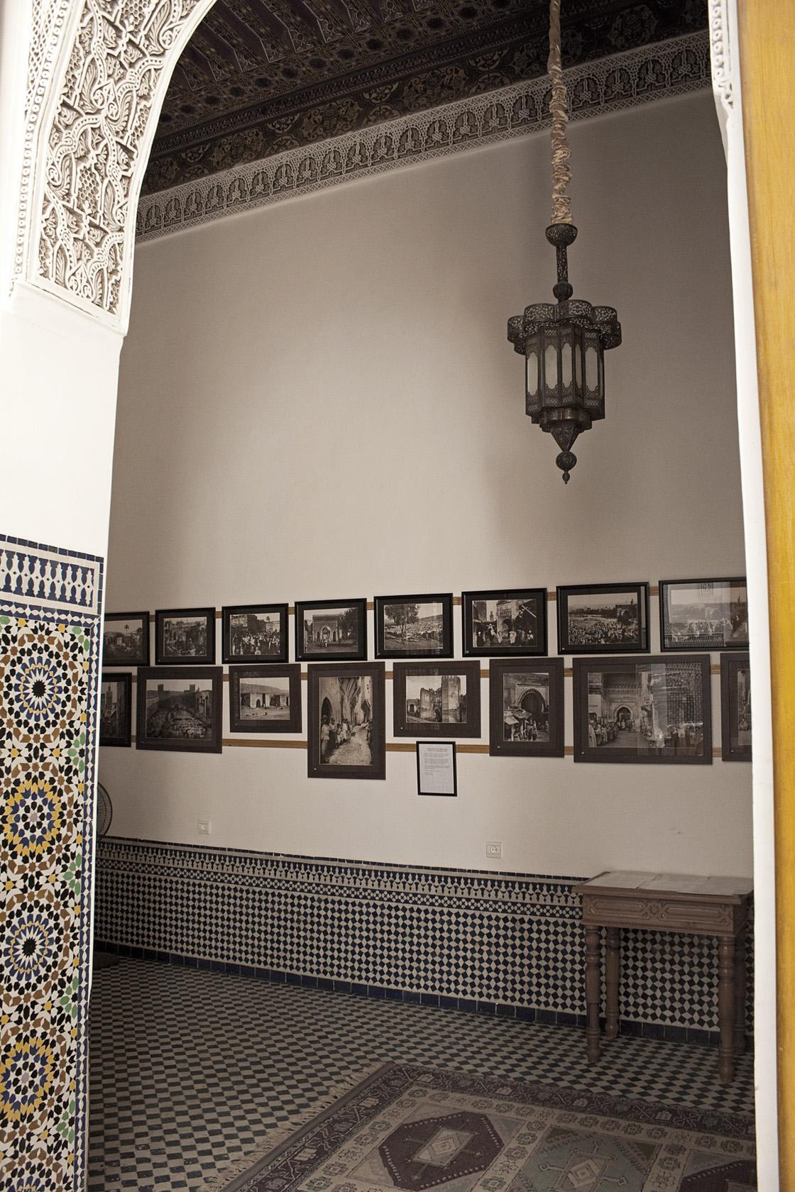 Historic Photos of Fez Medina
