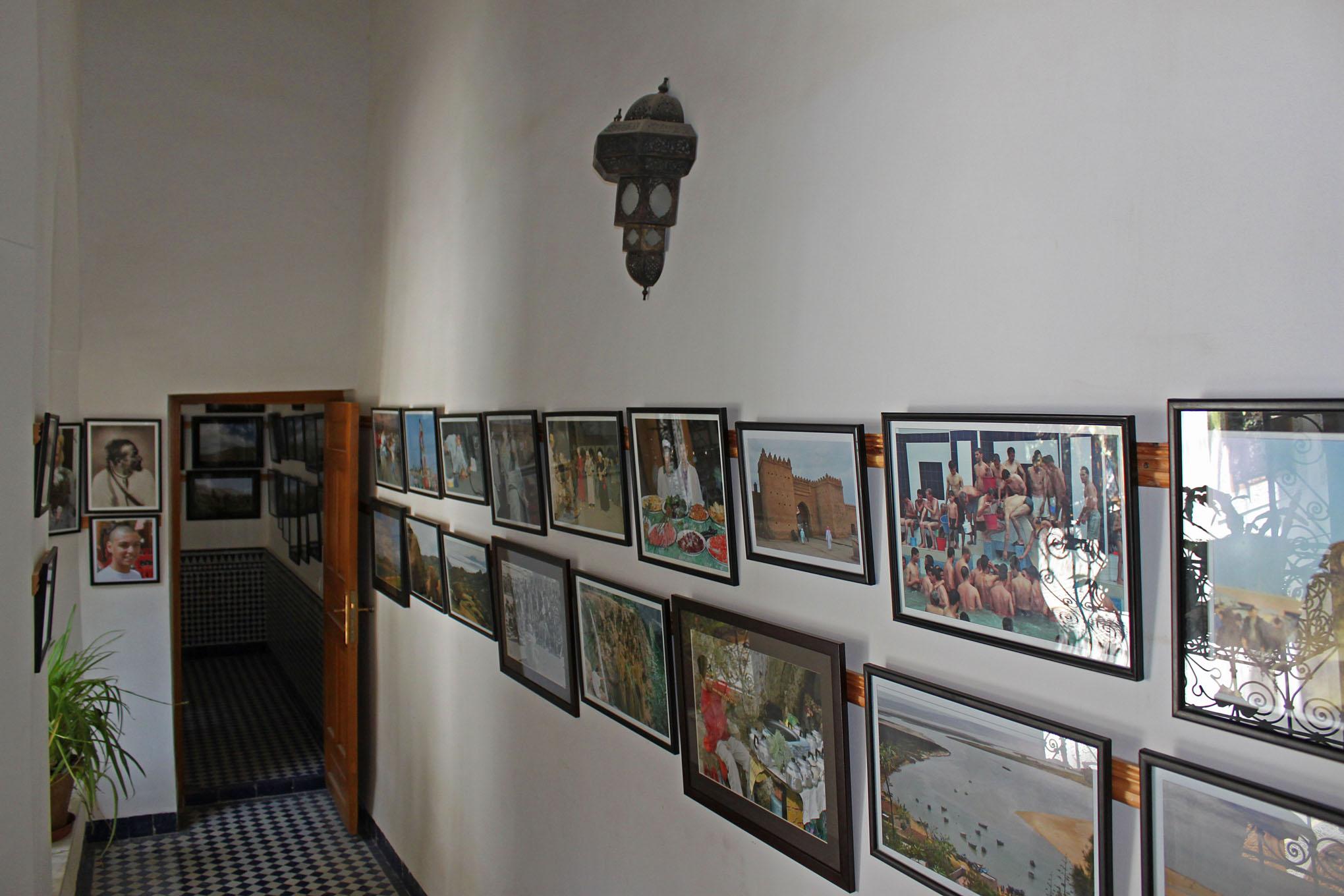 Second Floor Corridor