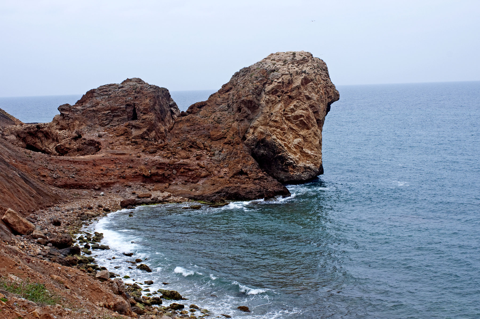 Landscapes: Mediterranean Coast Between Saida and Al Hociema - 9