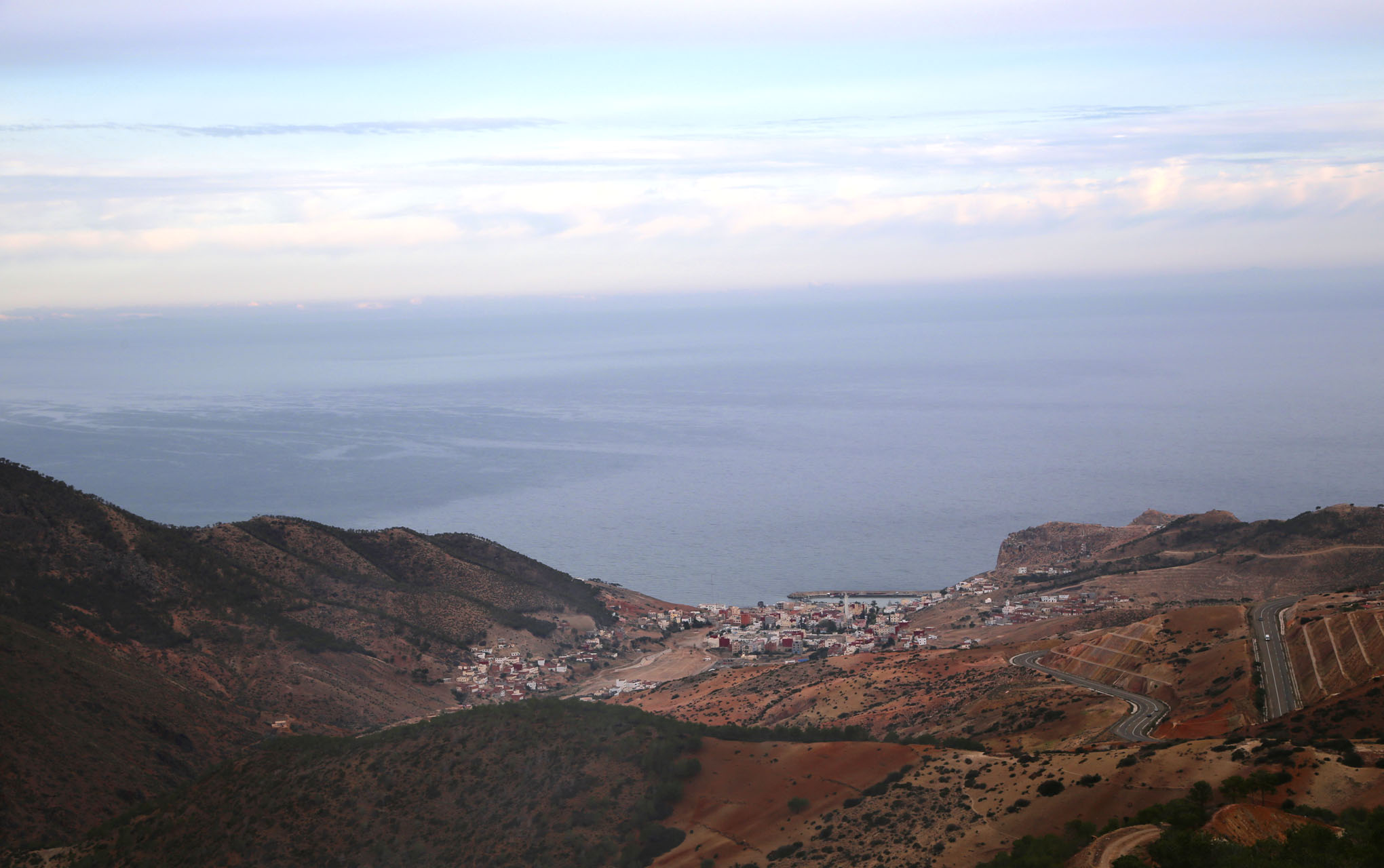 Rif Coast from Tetuan to Jeba - 22       6:47    04-24