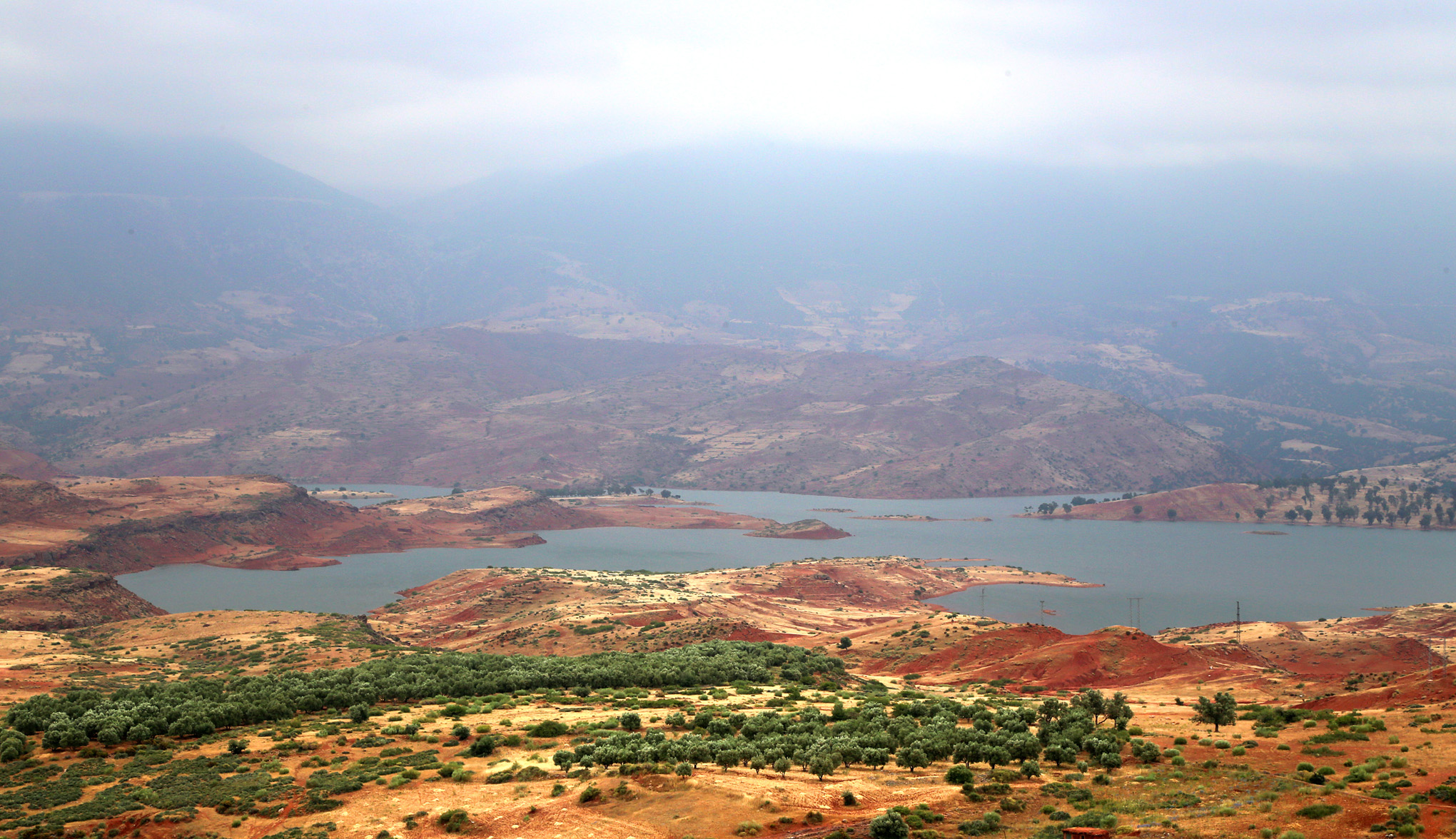 High Atlas Region West and South of Beni Mellal - 11