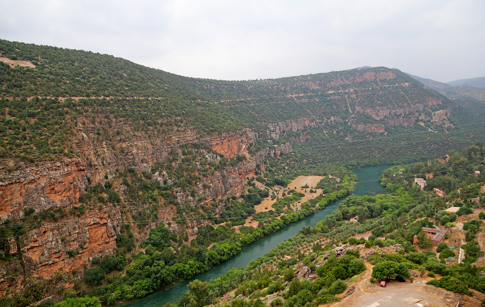 High Atlas Region West and South of Beni Mellal - 13