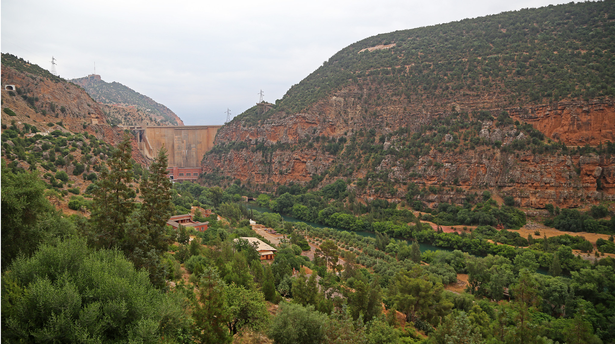 High Atlas Region West and South of Beni Mellal - 14