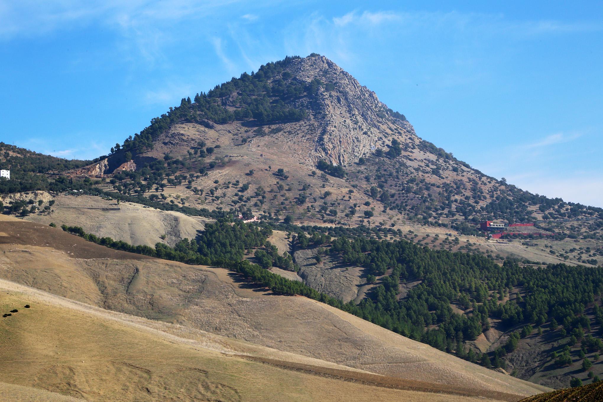 Mount Zalagh - 3b