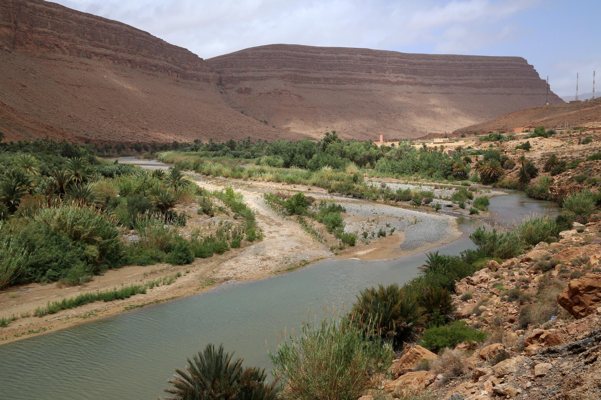 Ziz River - 2