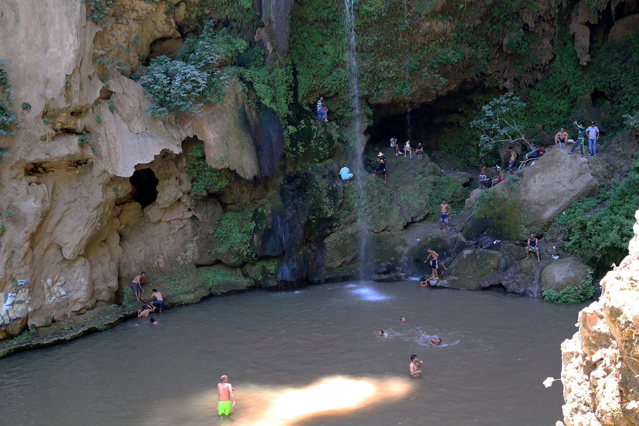 Waterfalls: Akshour - 9 IMG_6904