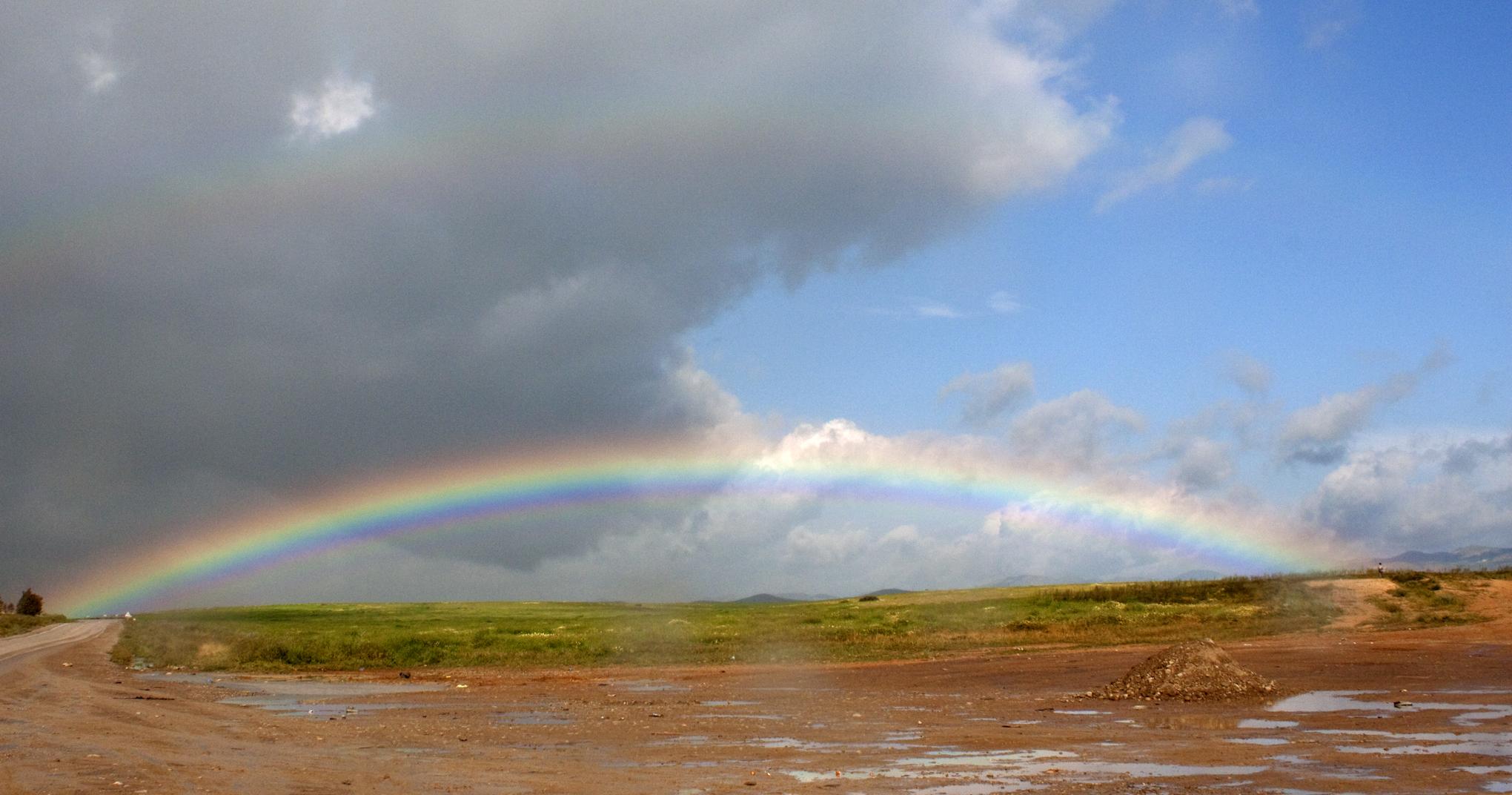 Rainbows - 3