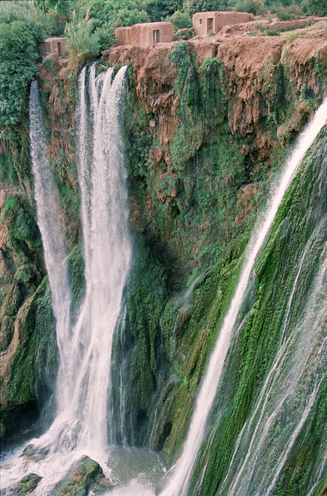 Waterfalls: Cascades Ouzoud - 2